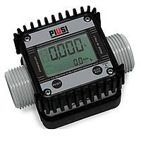 Счетчик Piusi К-24 для учета AdBlue, тосола, антифриза