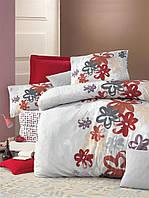 Комплект постельного белья евро Victoria «CASUAL»