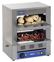Аппарат для приготовления хот-догов паровой АПХ-П