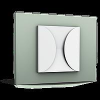 W107 3D панель CIRCLE