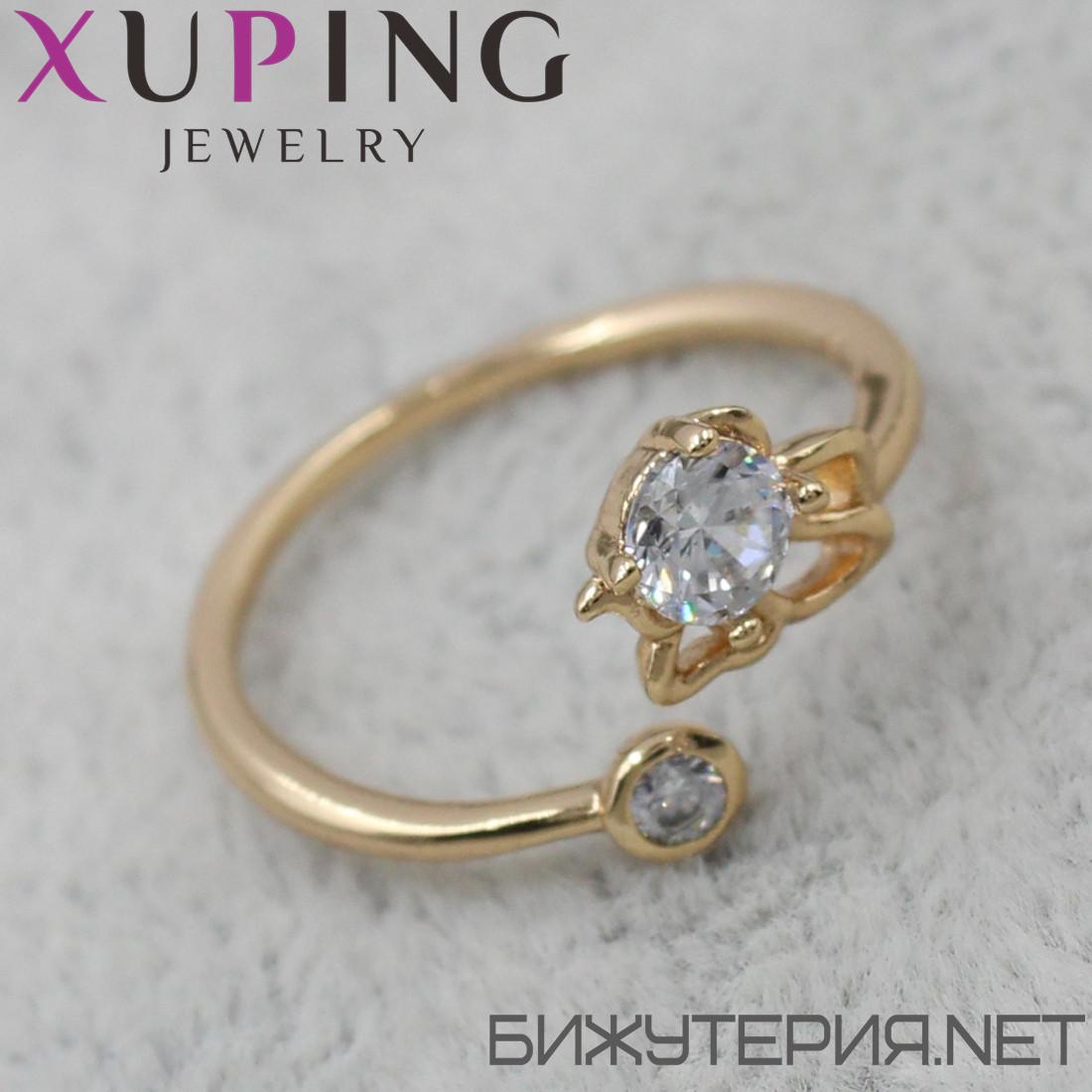 Кольцо Xuping медицинское золото 18K Gold - 1027629042