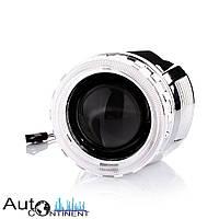 """Автомобильные линза Fantom Bixenon lens 2.5"""" (B3) без ангельских глаз, ближний + дальний (1шт)"""