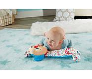 Музыкальная подвесная игрушка Fisher Price Умный щенок для кроватки на русском языке (FTF67), фото 9