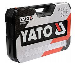 Набор ключей YATO YT-3893 173 элемента, фото 3