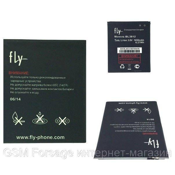 Аккумулятор Fly BL3812 (1650 mAh) IQ4416