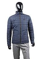 Мужская демисезонная куртка Danstar K-16с (50) синий