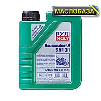 Масло для газонокосарок - Rasenmuher-Oil SAE HD 30 1 л., фото 1