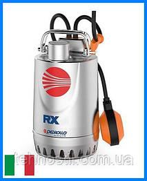 Дренажний насос Pedrollo RXm 1 (9.6 м³, 7.5 м, 0.25 кВт)