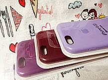 Силиконовый чехол для Айфон  6 / 6S  Silicon Case Iphone 6 / 6S в защищенном боксе - Color 20, фото 3
