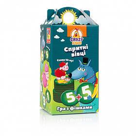 Crazy Koko Vladi Toys Шустрые овцы. Хватай 10-ку! VT8033-01 рус