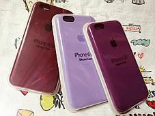 Силиконовый чехол для Айфон  6 / 6S  Silicon Case Iphone 6 / 6S в защищенном боксе - Color 21, фото 3