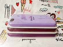 Силиконовый чехол для Айфон  6 / 6S  Silicon Case Iphone 6 / 6S в защищенном боксе - Color 21, фото 2