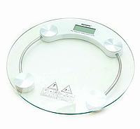 Весы напольные прозрачные MATARIX MX-451A max 180 кг, фото 1