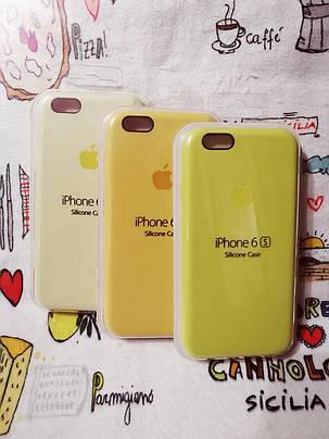 Силиконовый чехол для Айфон  6 / 6S  Silicon Case Iphone 6 / 6S в защищенном боксе - Color 23, фото 2