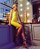 Бандажное сексуальное платье футляр миди с декольте бежевое пудровое нюд красное черное, фото 9