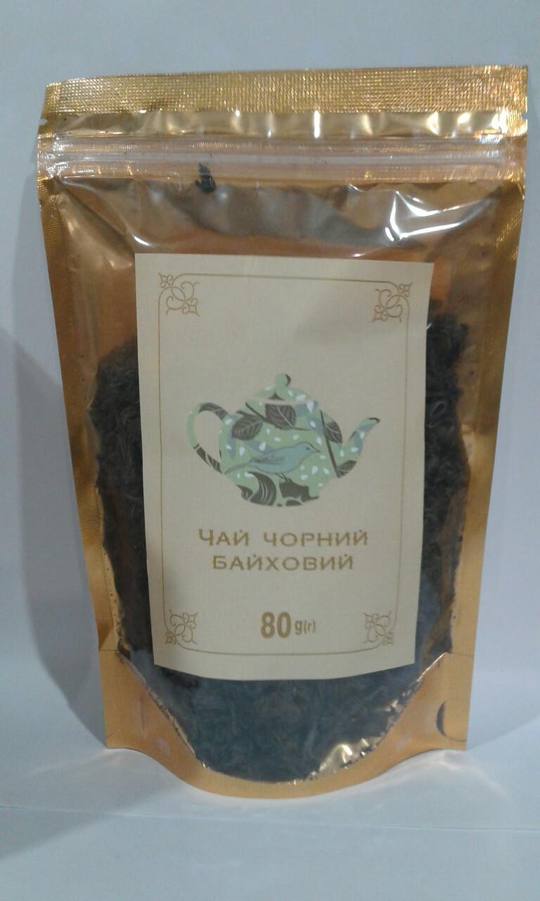 Чай черный байховый 80 г
