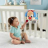 Музыкальная подвесная игрушка Fisher Price Умный щенок для кроватки на русском языке (FTF67), фото 6