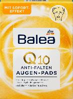 Маска для кожи вокруг глаз Balea Augen Pads Q10 Anti-Falten, 12st., фото 1