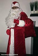 Карнавальный костюм Деда Мороза (рост до 190см)
