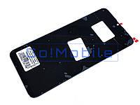 Дисплей + сенсор (модуль) Samsung M205F Galaxy M20 GH82-18682A черный сервисный оригинал (без рамки)