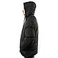 Мужская Куртка Короткая Весна L (48-50) (MO862) Черная, фото 4