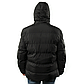 Мужская Куртка Короткая Весна L (48-50) (MO862) Черная, фото 5
