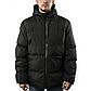 Мужская Куртка Короткая Весна L (48-50) (MO862) Черная, фото 3