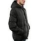 Мужская Куртка Короткая Весна L (48-50) (MO862) Черная, фото 2