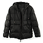 Мужская Куртка Короткая Весна L (48-50) (MO862) Черная, фото 6
