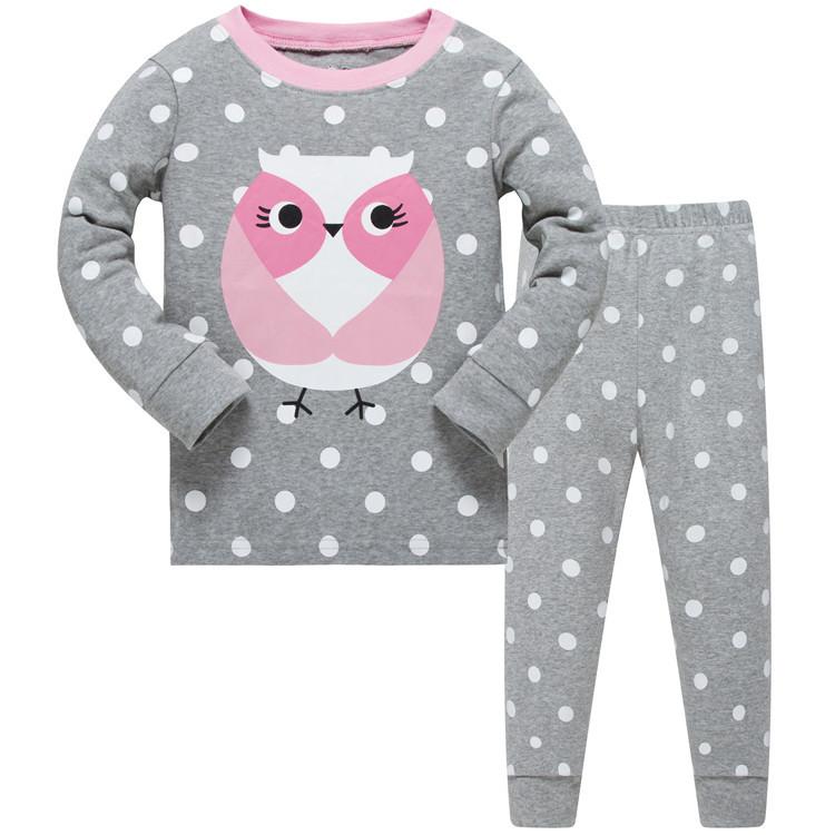 Пижама Маленькая сова Baobaby