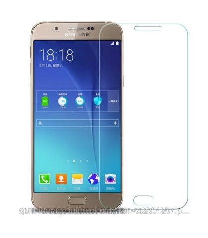 Защитное стекло (броня) для Samsung Galaxy A5 SM-A510F (2016)