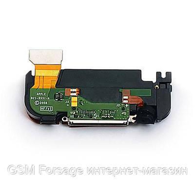 Бузер iPhone 3G + антенна + раз.зар. + микрофон White Original