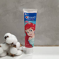 Детская зубная паста Crest Kid's Disney Princess Bubble Gum, 119 грамм