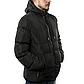 Мужская Куртка Короткая Зима-Осень L (48-50) (MO9333) Черная, фото 2