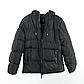 Мужская Куртка Короткая Зима-Осень L (48-50) (MO9333) Черная, фото 6