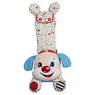 Музыкальная подвесная игрушка Fisher Price Умный щенок для кроватки на русском языке (FTF67), фото 2