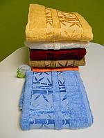 Полотенце бамбуковое банное, 70х140, Бамбук, фото 1