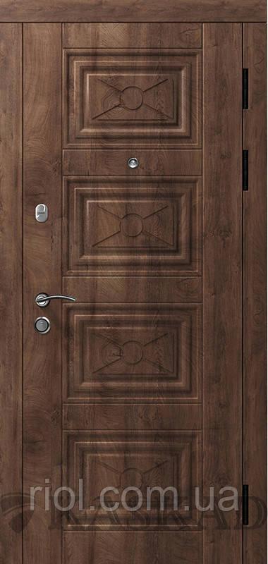 Дверь входная Баку серии Комфорт ТМ Каскад