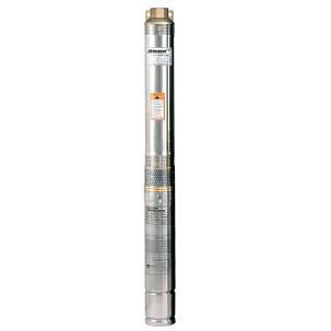 Скважинный насос Насосы+Оборудование 75QJD110-0.25 + пульт управления + кабель 10м напор 38м, 460 Вт, фото 2