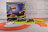 Гибкий трек - 220 деталей (Magic Track: светящаяся дорога с 1 машинка Меджик Трекс), фото 2