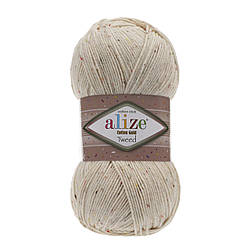 Cotton Gold Tweed №1