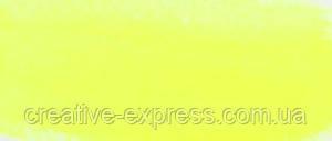 Акрилова фарба 49 жовтий флюорисцентна, 100 мл A'KRYL, фото 2