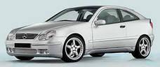 Mercedes c klass 203 coupe 2001-2004