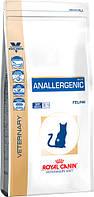 Royal Canin Anallergenic Feline сухой лечебный корм для кошек при пищевой аллергии 2КГ