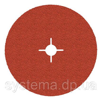 3M 27650 - Фибровые шлифовальные круги 987С CUBITRON II, 125Х22мм, P80, фото 2