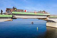 Ремонт моста через реку Нарев, Freyssinet Polska