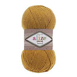 Cotton Gold Tweed №2