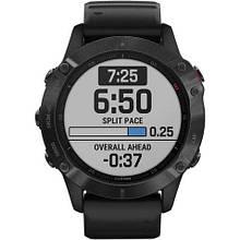 Спортивные часы Garmin Fenix 6 Pro Black (010-02158-02)