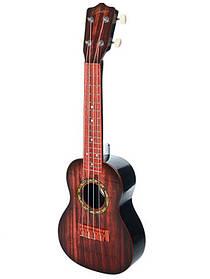 Детская гитара Fan Wingda Toys 898-13 Коричневый