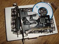 Контроллер RS232 (2 порта) + LPT (IEEE1284) PCI 60806A AA9LRV.1 PCI RS232 LPT 2 COM Ports IEEE1284 DB25 Serial